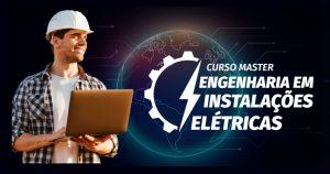 Read more about the article Estão abertas as inscrições para o Curso Master Engenharia em Instalações