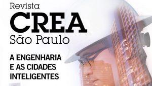 Read more about the article Revista Crea São Paulo incentiva produção técnico-científica