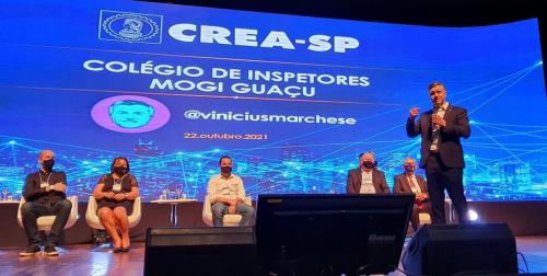 Colégio Regional de Inspetores etapa Mogi Guaçu 24-10-2021