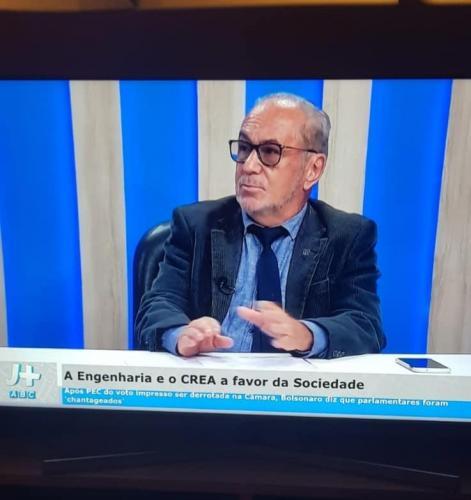 Entrevista Moretti TV Mais 12-08-2021